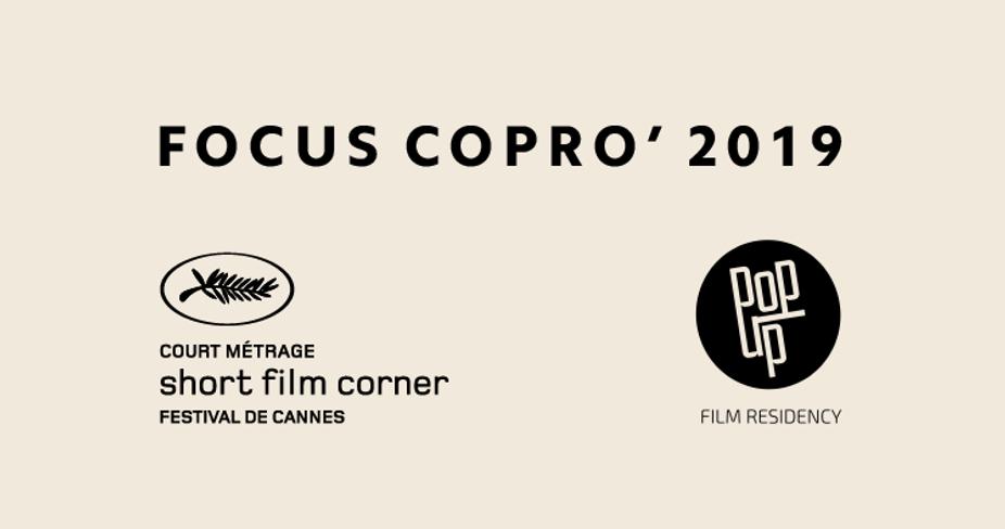 Short Film Corner & Pop Up Film Residency