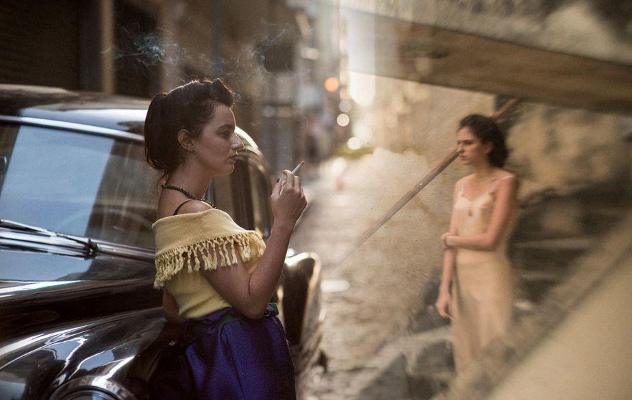 Picture of the movie  A Vida Invisível De  Eurídice Gusmão ( The Invisible Life Of  Eurídice  Gusmão )