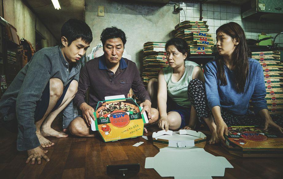 Photo du film Gisaengchun ( Parasite )