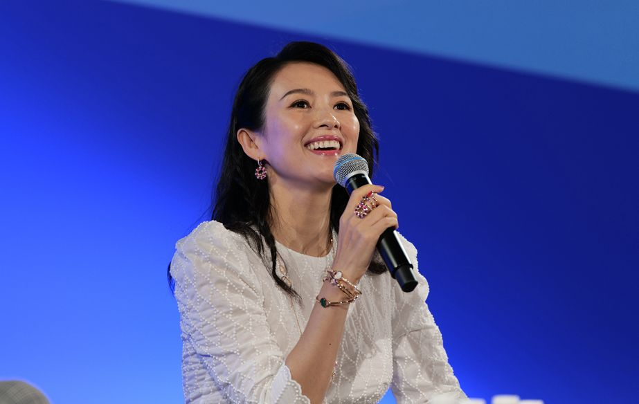 Rendez-vous with Zhang Ziyi