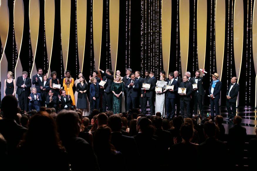 Jurado y galardonados, Ceremonia de clausura 2019