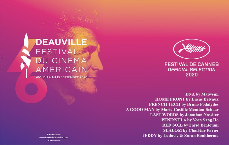 The 2020 Official Selection in Deauville