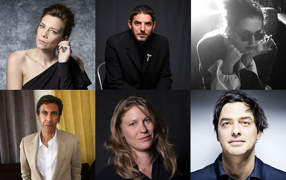 The 2020 Jury for short films and the Cinéfondation