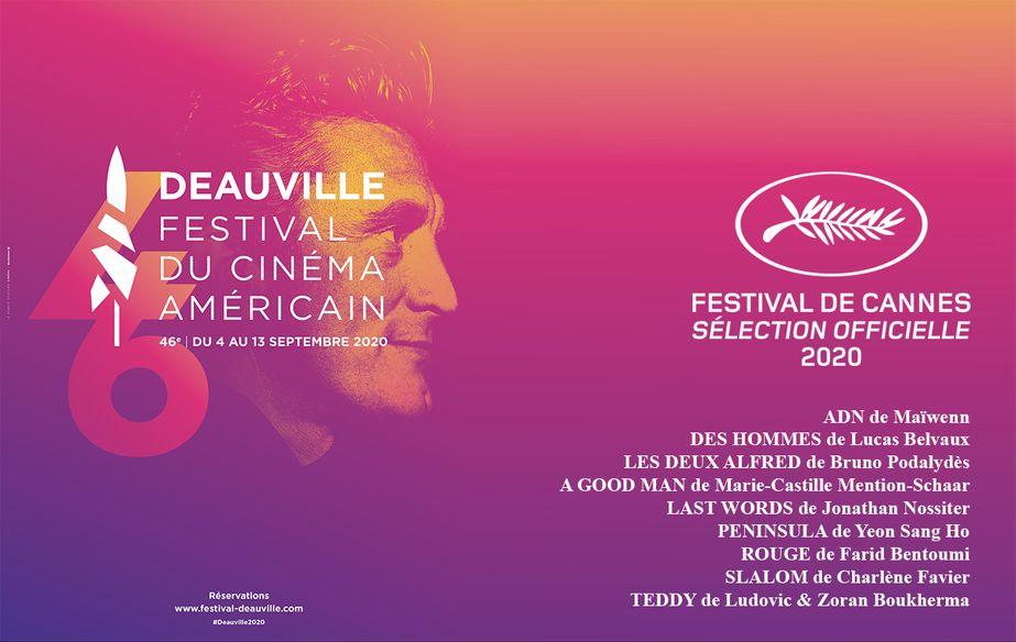 La Sélection officielle 2020 à Deauville
