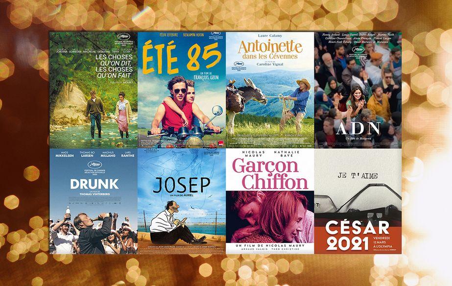 Nominations César 2021