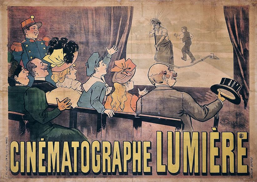 Cinématographe Lumière