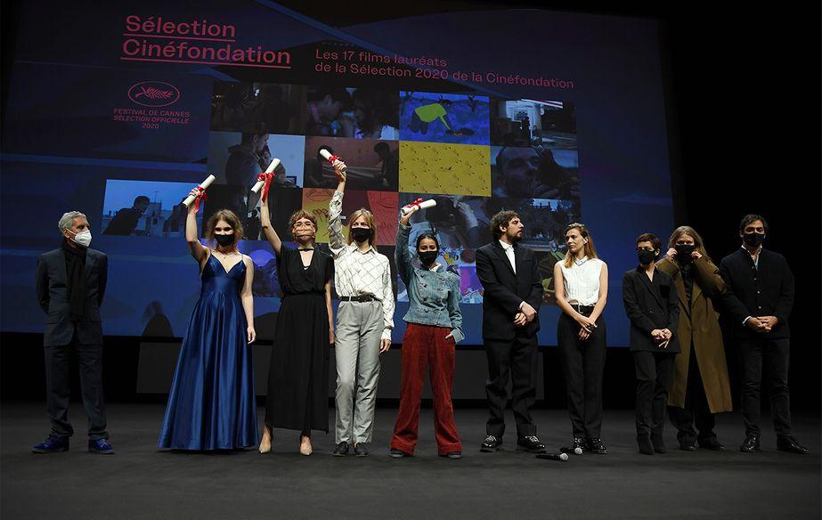 The 2020 Cinéfondation Jury  and award winners