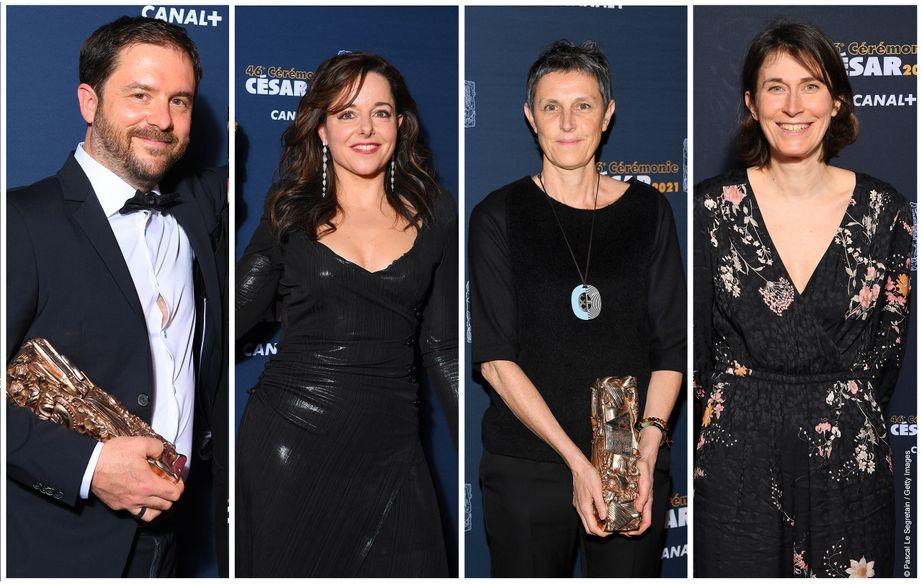 Lauréats des Césars 2021