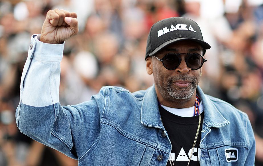 Spike Lee, President of the Jury of the 74th Festival