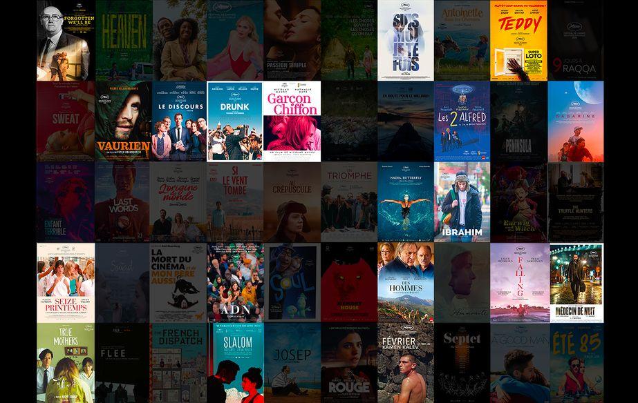 Les films de la Sélection 2020 de nouveau sur grand écran