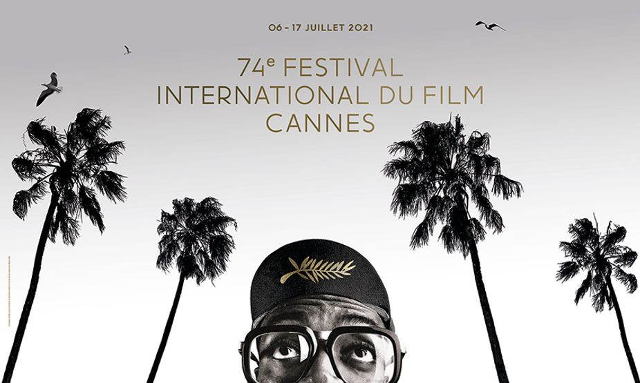 2021 Official Poster ~ Photograph of Spike Lee courtesy of Bob Peterson & Nike