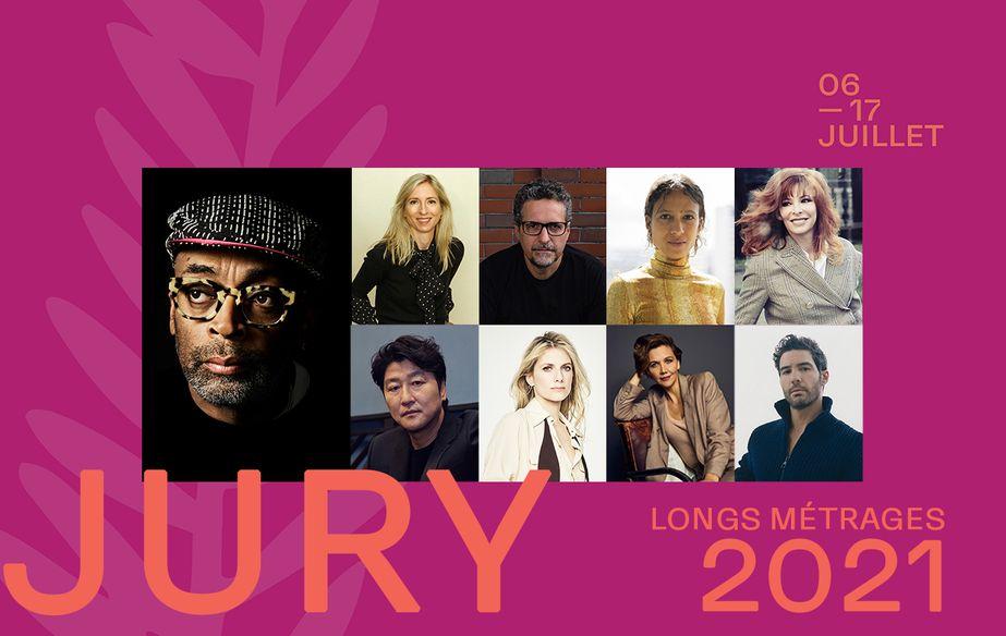 Le Jury du 74e Festival de Cannes