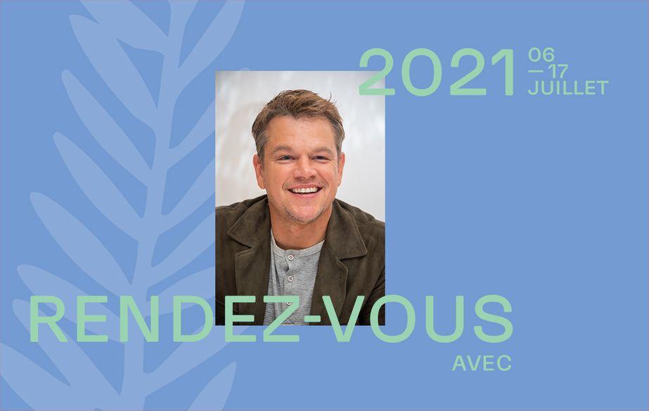 Rendez-vous with Matt Damon