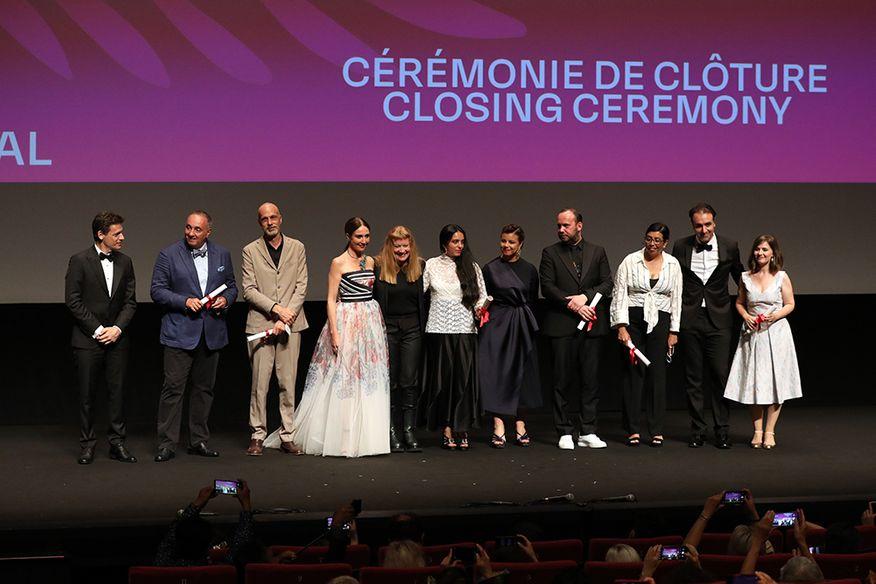 Lauréats et Jury Un Certain Regard 2021