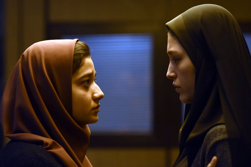 YALDA, A NIGHT FOR FORGIVENESS, directed by Massoud Bakhshi.