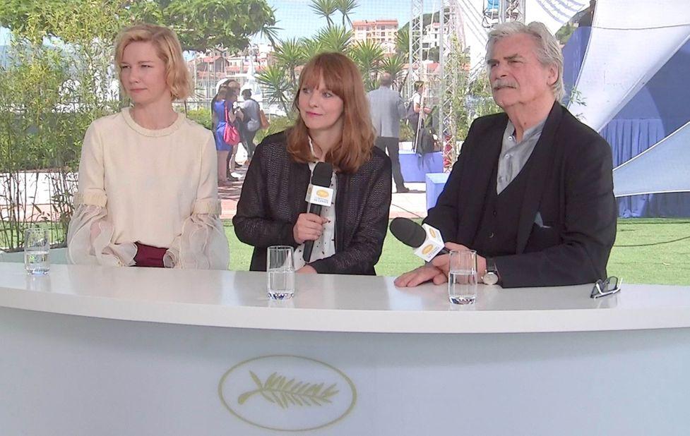 TONI ERDMANN - Festival de Cannes
